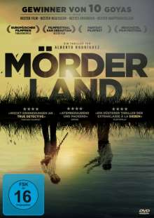 Mörderland, DVD