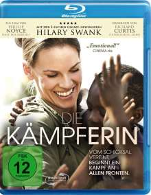 Die Kämpferin (Blu-ray), Blu-ray Disc