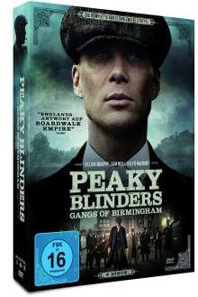 Peaky Blinders - Gangs of Birmingham Season 1 & 2, 6 DVDs