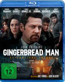 Gingerbread Man (Blu-ray), Blu-ray Disc