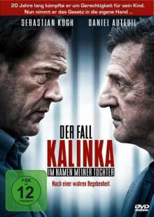 Der Fall Kalinka - Im Namen meiner Tochter, DVD