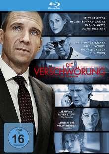Die Verschwörung: Die Trilogie (Blu-ray), 3 Blu-ray Discs