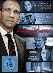 Die Verschwörung: Die Trilogie, 3 DVDs