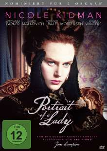 Portrait of a Lady, DVD