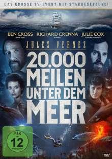 Jules Verne: 20.000 Meilen unter dem Meer, DVD