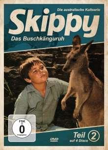 Skippy - Das Buschkänguruh Teil 2, 4 DVDs