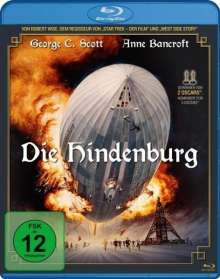 Die Hindenburg (Blu-ray), Blu-ray Disc