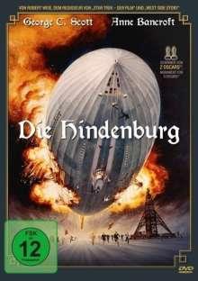 Die Hindenburg, DVD