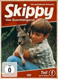 Skippy - Das Buschkänguruh Teil 1, 4 DVDs