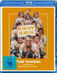 Schlappschuss (Blu-ray), Blu-ray Disc