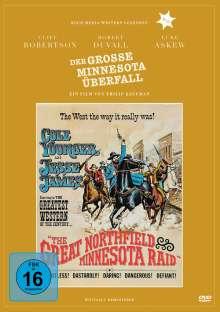 Der grosse Minnesota Überfall, DVD