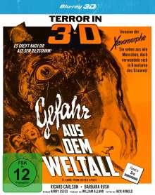 Gefahr aus dem Weltall (3D Blu-ray), Blu-ray Disc