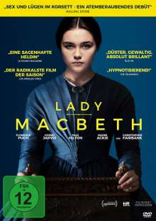 Lady Macbeth, DVD