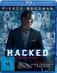 Hacked (Blu-ray), Blu-ray Disc