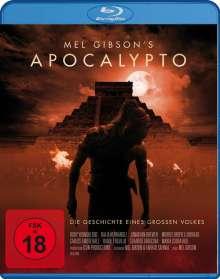 Apocalypto (OmU) (Blu-ray), Blu-ray Disc