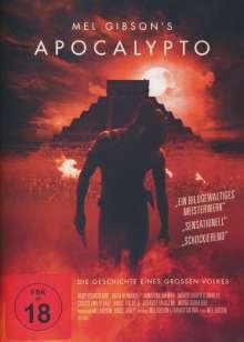 Apocalypto (OmU), DVD