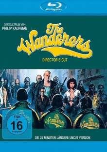 The Wanderers (Director's Cut) (Blu-ray), Blu-ray Disc