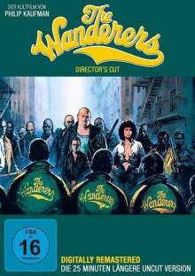 The Wanderers (Director's Cut), DVD