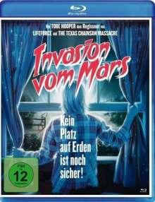 Invasion vom Mars (1986) (Blu-ray), Blu-ray Disc