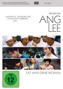Eat Drink Man Woman, DVD