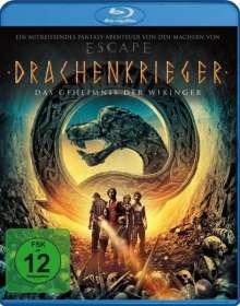 Drachenkrieger - Das Geheimnis der Wikinger (Blu-ray), Blu-ray Disc