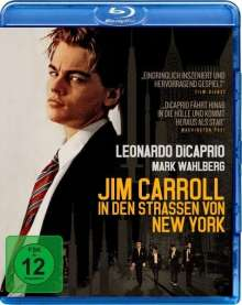 Jim Carroll - In den Straßen von New York (Blu-ray), Blu-ray Disc