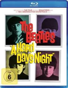 A Hard Day's Night (Blu-ray), Blu-ray Disc