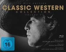Classic Western Collection Vol. 1 (Blu-ray), 3 Blu-ray Discs