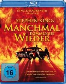 Manchmal kommen sie wieder (Blu-ray), Blu-ray Disc