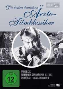 Die besten deutschen Ärzte-Filmklassiker, 3 DVDs
