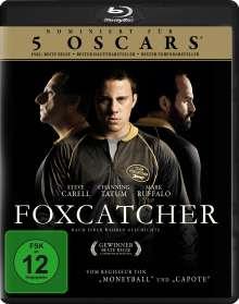 Foxcatcher (Blu-ray), Blu-ray Disc