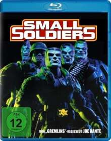 Small Soldiers (Blu-ray), Blu-ray Disc