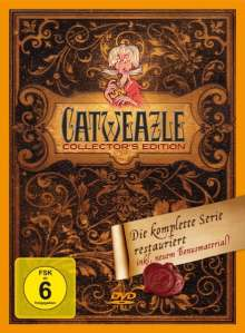 Catweazle Staffel 1 & 2 (Collector's Edition), 6 DVDs