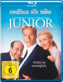 Junior (Blu-ray), Blu-ray Disc