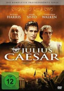 Julius Caesar (Komplette Serie), DVD