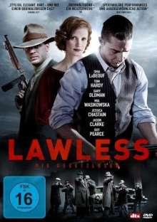 Lawless, DVD