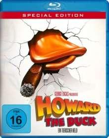 Howard The Duck - Ein tierischer Held (Blu-ray), Blu-ray Disc
