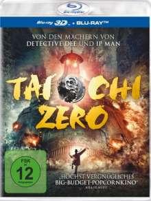 Tai Chi Zero (3D & 2D Blu-ray), Blu-ray Disc