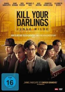 Kill Your Darlings, DVD