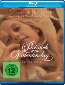 Picknick am Valentinstag (Blu-ray), Blu-ray Disc
