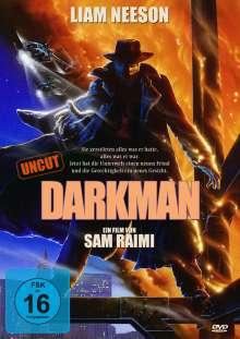 Darkman, DVD