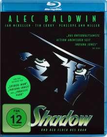 Shadow und der Fluch des Khan (Blu-ray), Blu-ray Disc