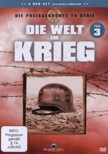 Die Welt im Krieg Teil 3, 4 DVDs