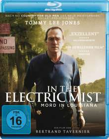 In The Electric Mist (Blu-ray), Blu-ray Disc