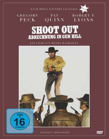 Shoot Out - Abrechnung in Gun Hill, DVD