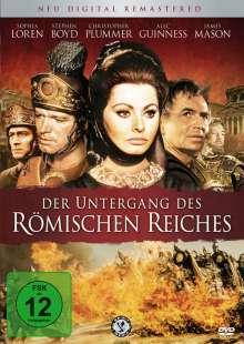 Der Untergang des römischen Reiches, DVD