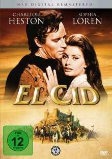 El Cid, DVD