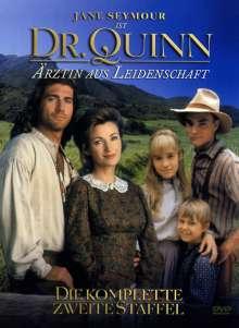 Dr. Quinn - Ärztin aus Leidenschaft Staffel 2, 5 DVDs
