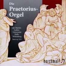 Die Praetorius-Orgel der Martin Luther-Universität Halle-Wittenberg, CD