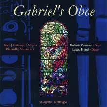 Musik für Oboe & Orgel - Gabriel's Oboe, CD